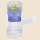 Magic Pipe  Mucus clearing device